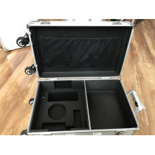 Aluminum Cases for Power Tools with Cut-out Foam