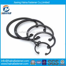 DIN472 anéis de retenção internos de alta qualidade, anéis de retenção para furo JIS B 2804