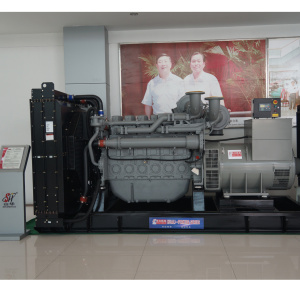OEM China High quality for 3 Phase Generator 640 kW PERKINS electric generators for sale export to Maldives Wholesale