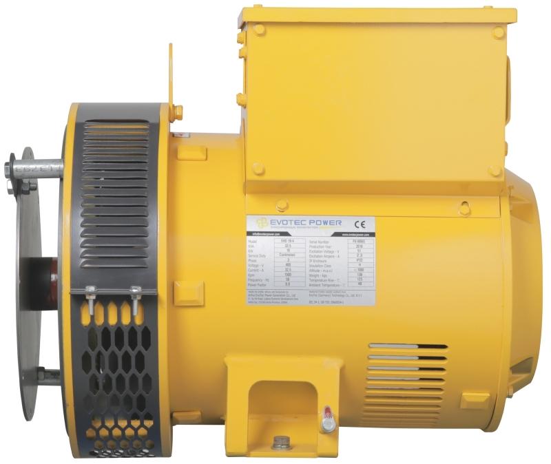 Synchronous Generators for Low Voltage Application