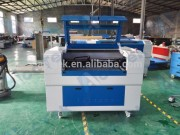 Acctek 6090 co2 laser cutting machinery for metal