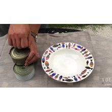 Conserve de thon à l'huile de tournesol Listao 1Kg Morceau