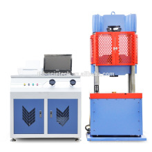Máquina de teste universal hidráulica do controle do microcomputador