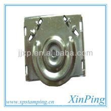 Suportes de metais de niquelar aço metálico para termostato