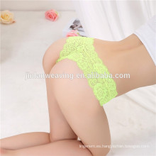 Sale Manager Strong Recomendar Sexy Underwear Mujeres con buena calidad Soft Lace Women Panty al por mayor