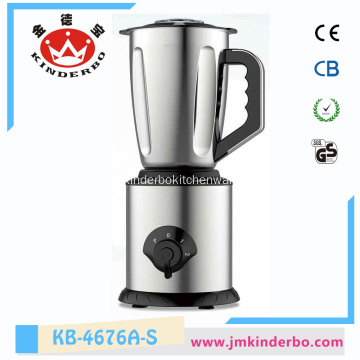 Professional Electric Home Stainess Steel Jar Blender