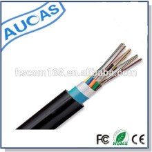 Single Multi Mode144 Core Fiber Optic Cable GYTA53 / Gyta53 / gyta / gyxtw / gyfty / gyts / gyxtc / simplex duplex blindé extérieur /