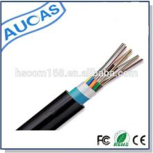 Single Multi Mode144 Core Fiber Optic Cable GYTA53/Gyta53/gyta/gyxtw/gyfty/gyts/gyxtc/simplex duplex outdoor armored loose tube/