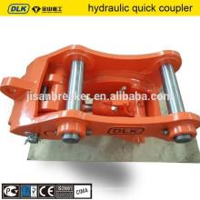 Enganche rápido hidráulico para excavadora Volvo EC460
