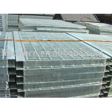 smooth grating plate , serrated plate , platform plate