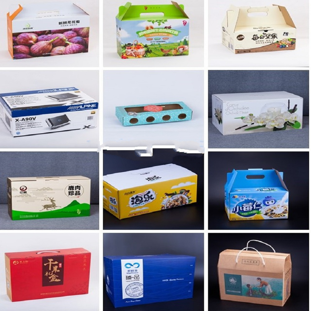 corrugated paper box-JX PACKING