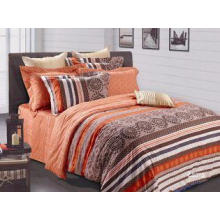 Comfortable Adult Fashion Floral Bedding Sets Queen , Twill