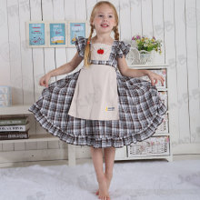 JannyBB Children Clothes Baby Girls Pinafore Dresses