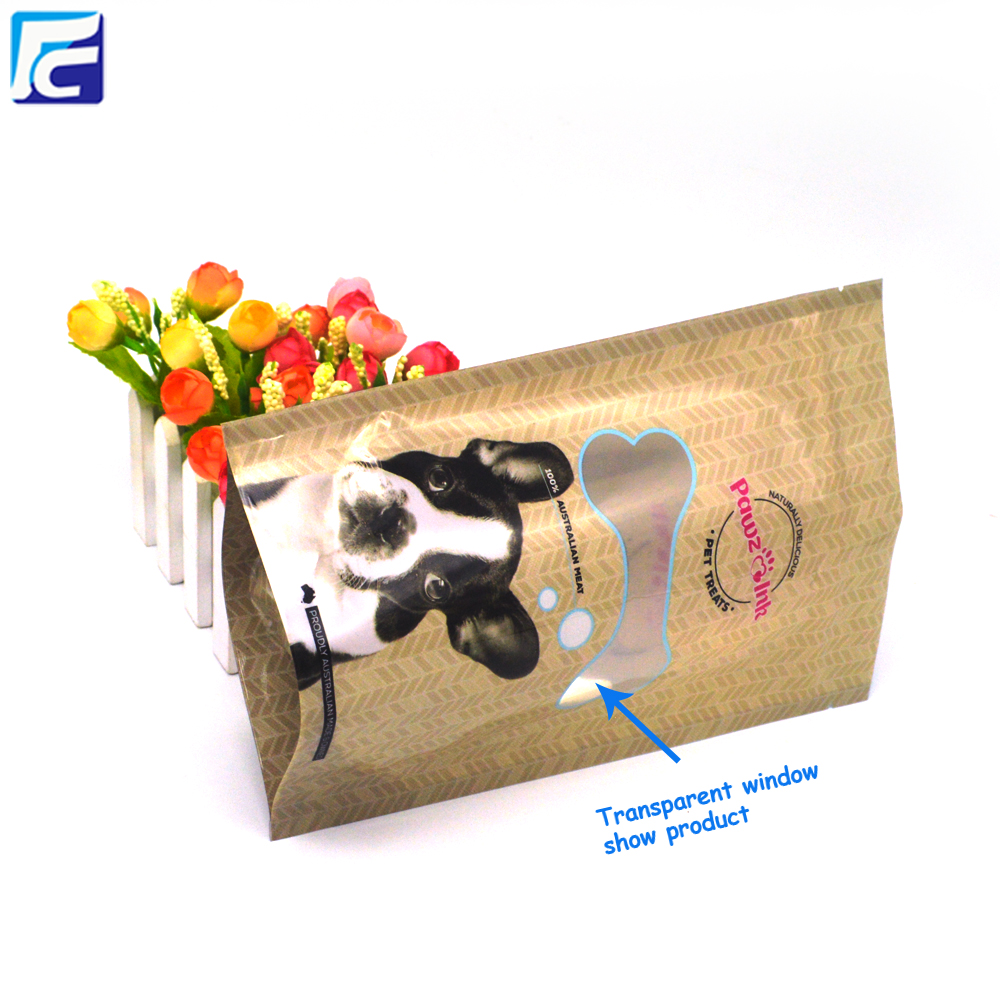 Clear Plastic Bag With Zipper