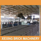 QT8-15 Earth paving block making machine with BV certification
