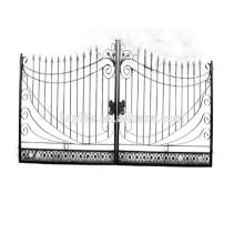 Алюминиевые ворота