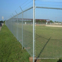 Low Price Galvanized Temporary Chain Link Fence