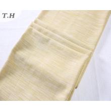 Tissu de tapisserie d'ameublement de meubles de pièce de conception de lin