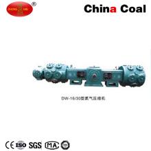 Compresor de gas de nitrógeno libre de aceite de hidrógeno