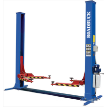 CE Approved floor plate two post list machine factory price