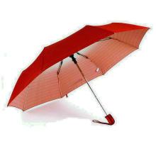 Streifen Rainbow Windproof Compact Regenschirme (YS-3FA22083961R)