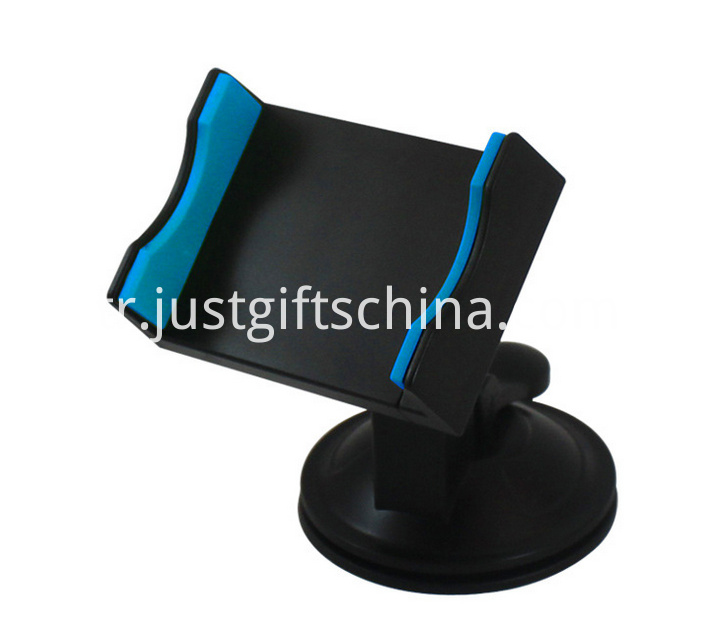 Promotional Black Color ABS Phone Holder 1