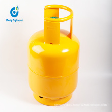 Professional Factory Made 50 Kg Empty Cooking LPG Cylinder LPG Gas Tank