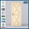 JHK Shaker Primed Solid Core MDF Interior Door