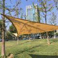 Sombrilla del toldo del patio del jardín del toldo de la vela de la sombra de Sun uv al aire libre para la venta
