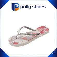 Sandalias para mujer tamaño Ml de las sandalias de tirón de la correa hechas en China