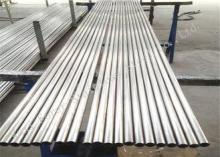 TIG Welded Stainless Steel Tubes With ASTM A249 For Chemica