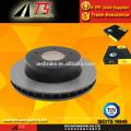 high performance brake disc for GeneralMotors 55015 15622781 15679711manufacturer disc brake ventilated brake rotor