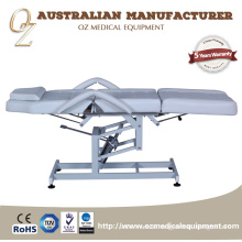 Manual Hydraulic Physiotherapy Bed Chiropractic Couch Shiatsu Massage Table Low Price