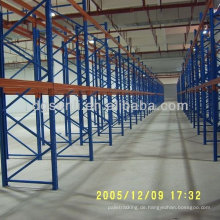Rohstoff-Lagerregal, Panel, Regale, Paletten stapeln rack