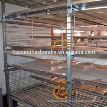 Conception d'usine en cirage pour bébés et béton galvanisé ou en PVC