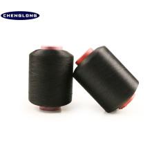 dty150d / 48f recyceltes polyester füllung verwendet autoconer maschine hochfesten polyester garn