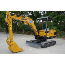 Low Price Small Crawler Excavator & Small Tracked Excavator (1.5-6 tons)