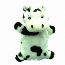 Cow-shaped Hot Water Bottle Cover, Available in Various Sizes and Styles