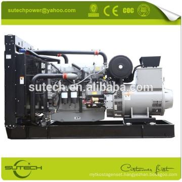 portable 300kw silent diesel generator set price