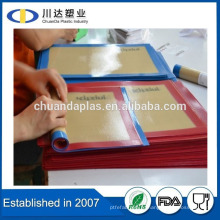 POFA Free Продовольственная класса оптовой цене многоразовые антипригарные стеклоткани силиконовые выпечки Мат