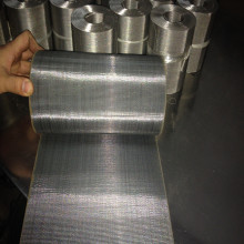 100micron fine stainless steel mesh filter in stock