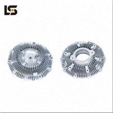 Le fabricant en aluminium de moulage mécanique sous pression de Hangzhou produit le logement rond de dissipateur de chaleur mené par aluminium