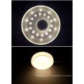 La surface numérique ultra-mince a monté la lampe de Plafond de LED de capteur de mouvement de lumière de dôme