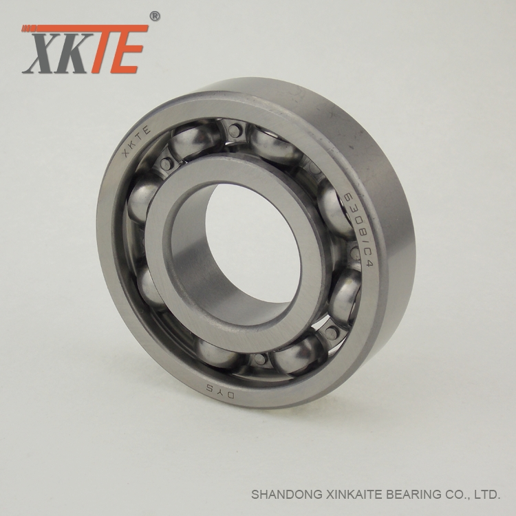 Open Type 6308 C4 Bearing In Conveyor Mining
