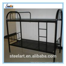 Lit à bas prix en métal lit superposé style moyen-orient