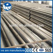 Consommation en usine carbone soudé ASTM A572 Gr.50 Gr.60 tube en acier