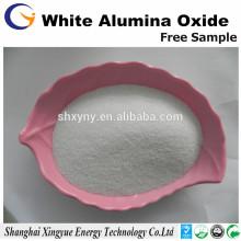 Revestimento abrasivo de alumínio fundido branco de 180 mesh em pó para venda