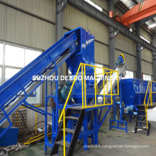 Automatic Plastic Crusher for Film Recycling