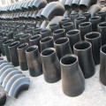 high quality  black carbon steel pipe reducer