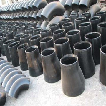 ms Pipe Fitting / Carbon Steel Cotovelo / Flanges / tees / Redutores / tampas / dobras